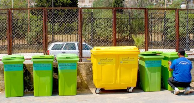 tri selectif en algérie
