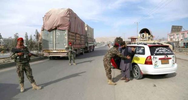 Afghanistan Ghazni-Kaboul, l'autoroute de la peur