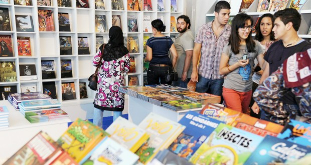ALGERIA-CULTURE-LITERATURE-COMICS