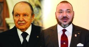 Bouteflika-Mohammed VI
