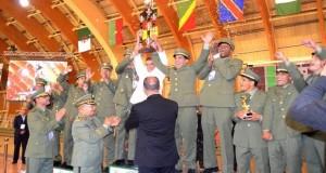 Boxe:Championnat d'Afrique militaire