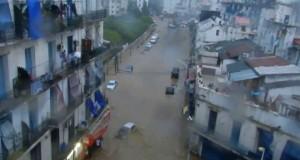 Innondationde Bab EL Oued