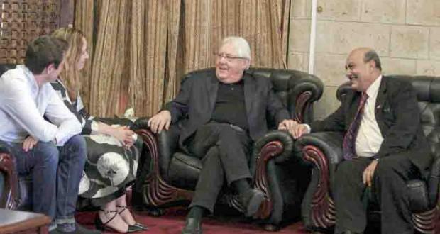 L'émissaire de l'ONU pour une trêve durable à Hodeida