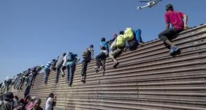 La désillusion gagne la caravane de migrants
