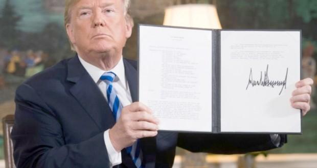 Les nouvelles sanctions américaines entrent en vigueur