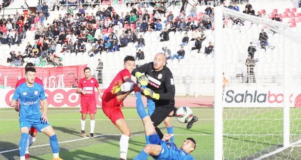 Ligue 1 USMBA-CRB