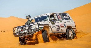 RALLYE INTERNATIONAL D'ALGÉRIE CHALLENGE SAHARI