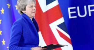 Theresa May doit convaincre ses concitoyens
