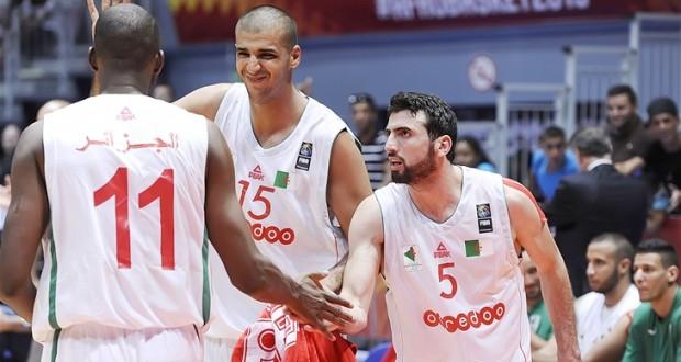 basket Algérie