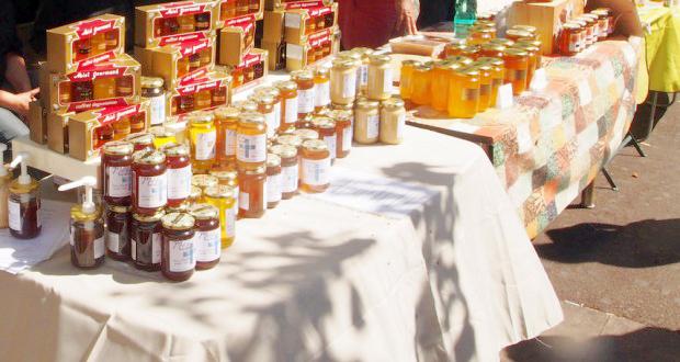 fête du l'apiculture et du miel en algérie