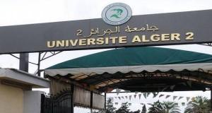 université « Alger 2