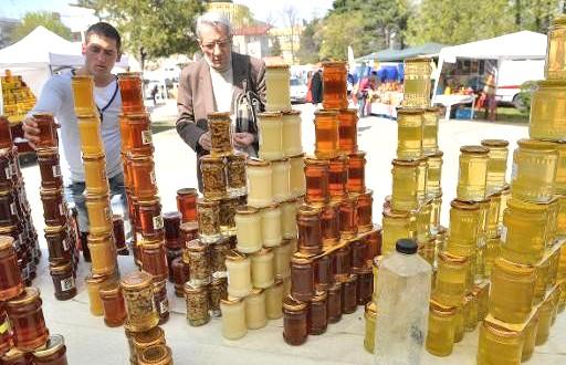 Foire du miel