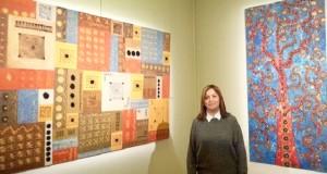 Le «Dhikr pictural» d'Anissa Berkane s'invite au CCA de Paris