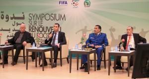 Symposium sur le renouveau du football algérien