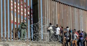 Trump inflexible sur le mur avec le Mexique
