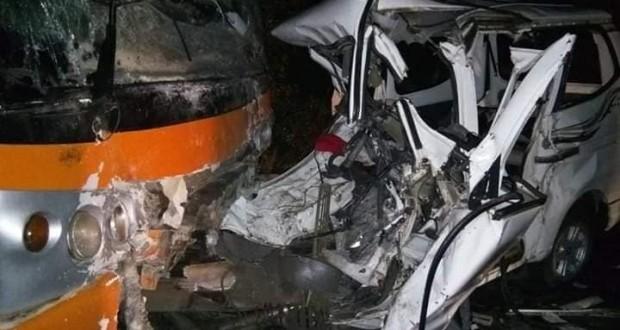 Accident à Hadjout