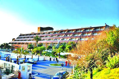 Centre de thalassothérapie de Sidi Fredj