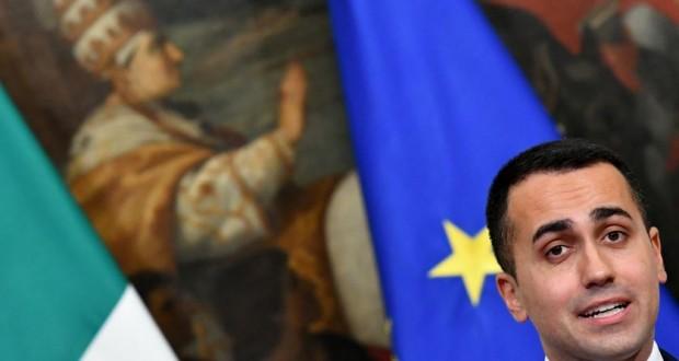 L'ambassadrice d'Italie convoquée