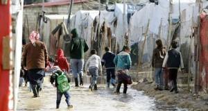 Les réfugiés syriens au Liban endurent leur pire hiver