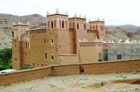 architecture amazighe