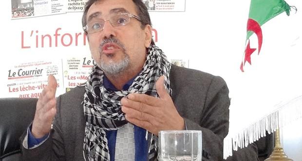 BOUALEM AMOURA, S.G du SATEF
