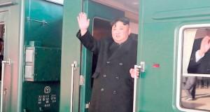 Comment la dynastie Kim voyage-t-elle