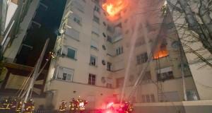 Incendie meurtrier à Paris La suspecte mise en examen et écrouée