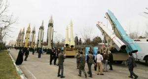 Iran Téhéran annonce avoir testé avec succès un missile de croisière