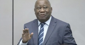 L'ancien président Laurent Gbagbo libéré sous conditions par la CPI