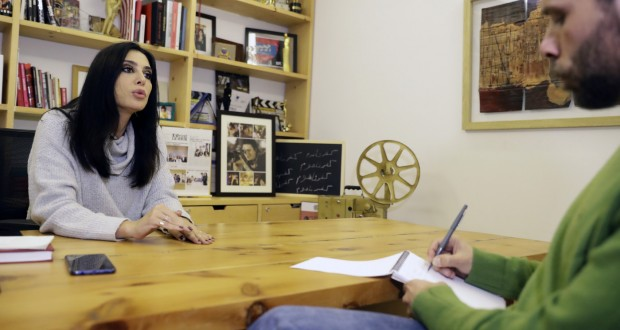 La réalisatrice Nadine Labaki veut secouer le Liban