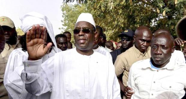 Le camp du président Sall revendique une réélection dès le 1er tour