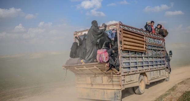 Les forces anti-EI prévoient de nouvelles évacuations du réduit jihadiste