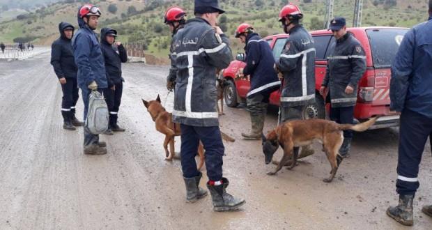 Pompier disparu à Bouira