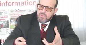 Saidi au forum du Courrier d'Algérie