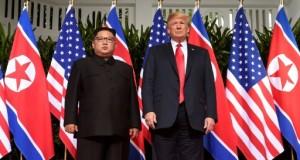 Trump dîne avec son «ami» Kim