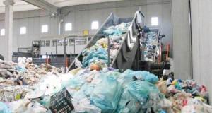 déchets en plastique récupérés en algérie