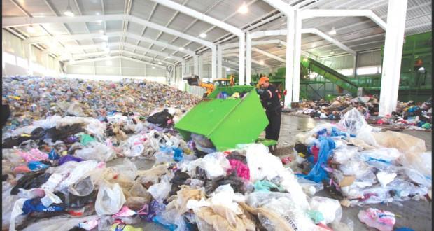 gestion des déchets ménagers