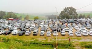 marché de véhicules d'occasion de Tidjelabine