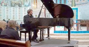 pianiste Andrâs Nemeth