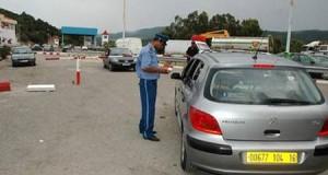 poste frontalier de Taleb-Larbi