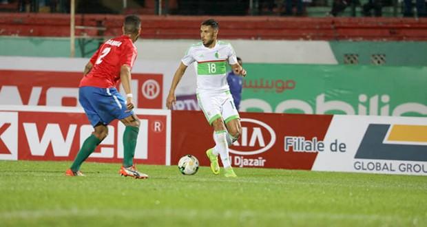 Algérie - Gambie Belaïli