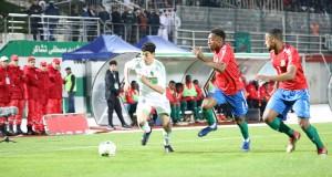 Algérie - Gambie Loucif