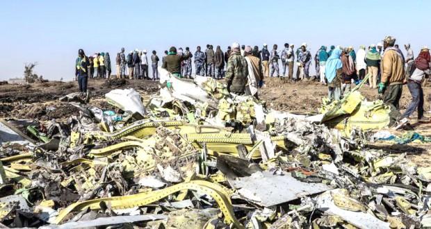 Crash d'un Boeing en Ethiopie