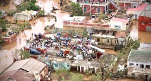 Cyclone en Afrique australe Des milliers de personnes encore à secourir