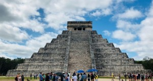 Découverte sur un site maya d'un trésor scientifique