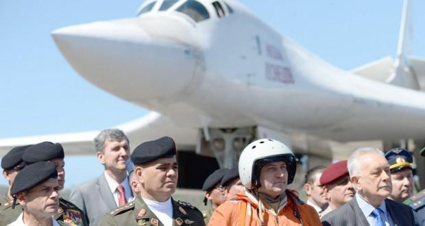 Envoi de militaires russes au Venezuela