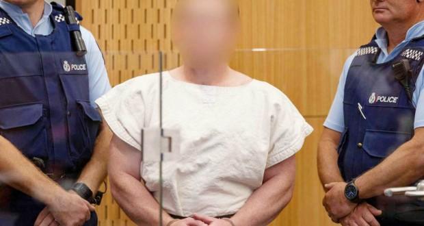 L'auteur du carnage de Christchurch inculpé pour meurtre