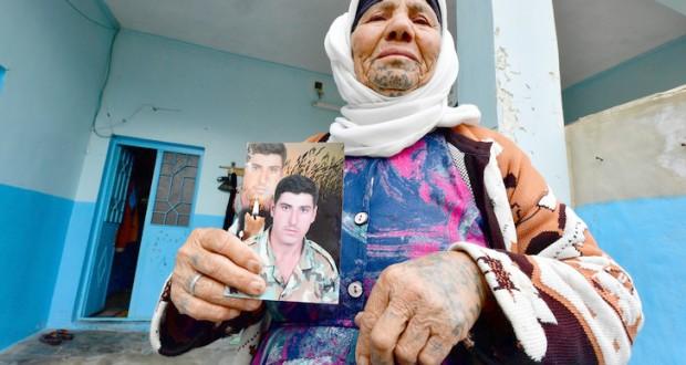 L'EI s'est écroulé en Syrie Pour les proches de disparus la douleur domine