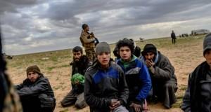 Le périple des évacués du dernier réduit jihadiste