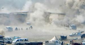 Les FDS resserrent l'étau sur l'ultime réduit de l'EI